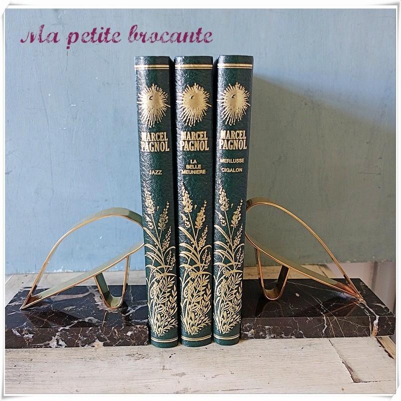 Livres Marcel Pagnol